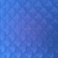 100% polyester quilting embroidered fabric,thermal fabric for down coat
