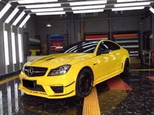 Black Series Sport Style Body kit For W204 2Dr /4 doors Car