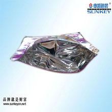aluminiumfolie aufstehen beutel hohe barriere