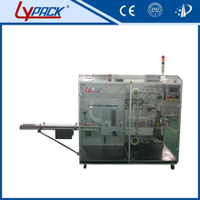 the highest speed automatic stretch PE film banding machine with 35 packages per minute