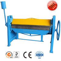 Manual folding metal, Manual folding machine, Hand folder
