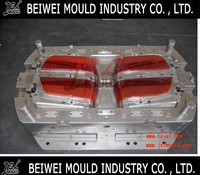 Plastic Auto parts injection light mould with high quality