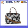 Top selliing canvas travel bags in China high quality ladies tote travel bags