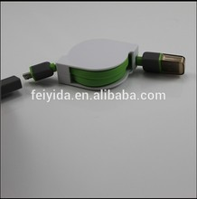 YF micro usb serial cable for V8 smartphones
