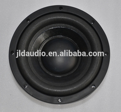 10 inch car subwoofer mini powered subwoofer