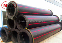 Customize Sized PE Pipes Wear Resistant HDPE Coal Mining Tube