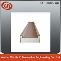 Alibaba china new design wood door frame moulding