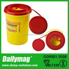 2015 Yellow/Red Bio Medical Waste For Health Care