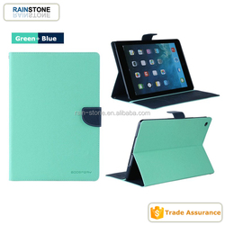 High quality PU leather case for iPad mini 4 smart cover flip case