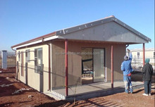 Foshan low cost prefab house fast build for Australia market