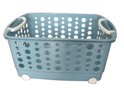 New style First Choice rattan housewares laundry basket mould