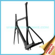 Bike Frame Carbon FM075 Lightcarbon Superlight 700C Road Bike Frame Carbon BB30