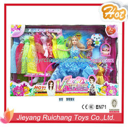 Toys 2015 barbiee doll barbiee girl doll china wholesale price