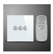 Top quality Smart home dimmer touch fan speed switch light home automation, switchs, wireless remote remote control