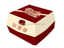 Cuadro de pollo / caja de KFC