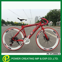 60mm rim 21 speed big frame fixed gear bike city road fixed gear bicycle