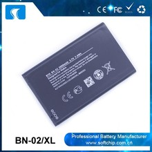 Softchip Mobile Phone Battery BN-02 For Nokia XL Factory Battery
