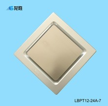 Energy Saving Bathroom Ceiling Mounted Ventilation Exhaust Fan 220V 50Hz