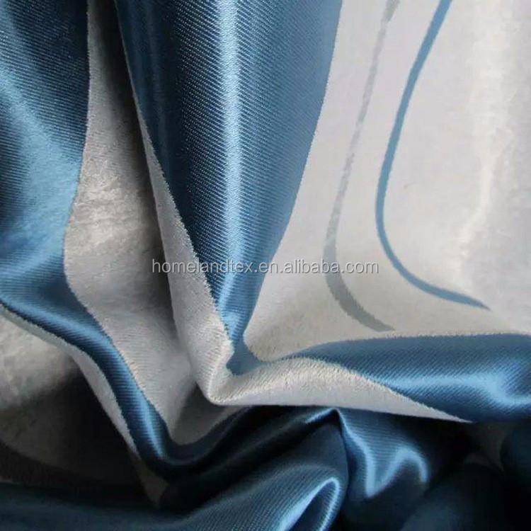 gro handel europa stil 100 polyester plain gepr gt verdunkelungsstoff f r wohnzimmer gardine. Black Bedroom Furniture Sets. Home Design Ideas