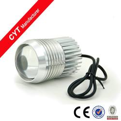 15W 12V 6000K Super White LED Motorcycle Lights Auxiliary Fog lamp LED U2 Headlight/Headlamp