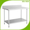 Restaurant work table,stainless steel kitchen workbench