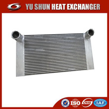 Hot selling OEM aluminum plate fin air radiator parts/ air cooler/ air heat exchanger