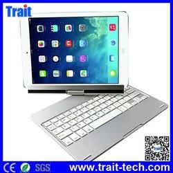 Good Quality 360 Degree ,Bluetooth 3.0 Keyboard for iPad Air 2