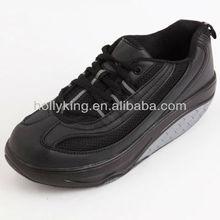 Natural reflections shoes with upper material PU+Mesh made in China