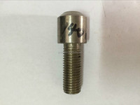OEM non- standard stainless steel pin bolt fastener Socket Head Bolt with Pin for ship