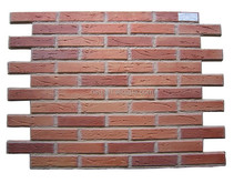 PU faux brick panel,Ancient Qin Brick,best choice for chain store,3.6KG/sqm interior wall tile exterior wall decoration