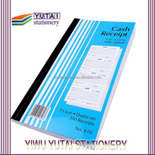 Hot sale in Australia high quality books invoice printing