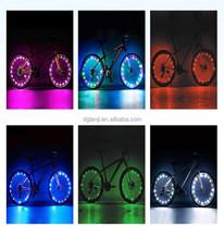Popular LED Bike Wheel Light Bike Spoke Light