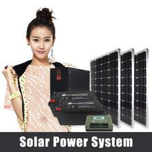 High Quality pvt hybrid solar panel handy power Solar Energy System