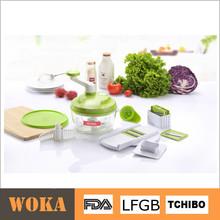 Prepworks Plastic Salad Cutter, Veggetable Slicer