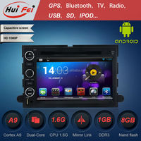 For FORD Mustang Android Car DVD Player support 3G WiFi MP3 MP4 OBD2