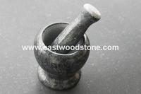 mortero de piedra mortaio di pietra