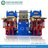 silicone mobile phone case making machine / rubber silicone vulcanizing machine
