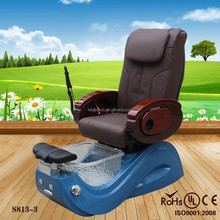 Hot selling pipeless pedicure spa chair nails supply and beauty spa pedicure(S813-3)