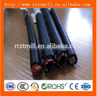 electrical wire and cable plant , 2x0.75mm2 power cable