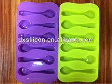 Custom New Design Ice Maker Silicone Ice Tray
