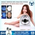 Venta al por mayor - 2013 últimas Pro agua Facial de la piel de la máquina de limpieza Hydrone dermoabrasión diamante Microdermabrasion dermabrasión