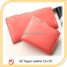 New Model Ladies Leather Wallet with Change Purse