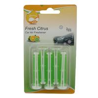 5pcs Scented Gel Car Vent Stick Air Freshener