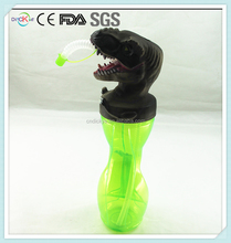 2015 new product Twist ice slush PET cup, hot sale kid yard cup wholesale