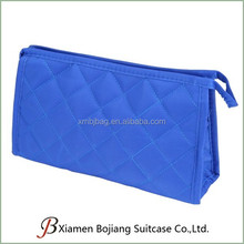 Cheap Small Polyester cosmetic bag with mirror