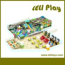 LL-I55 Interesting Children Soft Foam Indoor Playground