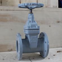 Ductile Iron Rising Non-Rising Stem Resilient Seated cast iron stem gate valve,water gate valve