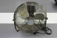 12inch metal floor fan