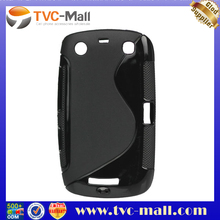 For BlackBerry Curve 9380 Streamline S Type TPU Case