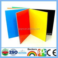 acp sheet ,decorative wall aluminum composite panel,composite panel